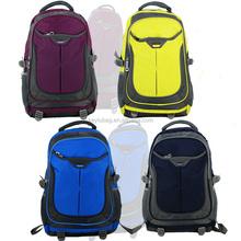 Top one popular Laptop bag travel backpack good design backpack school bag computer bag