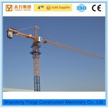 Extranjero ingenieros disponible populares TCT5710-6 grúa torre