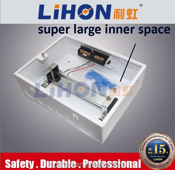 easy install flush mount mcb db box manufacturer