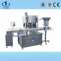 automatic glass bottle sealing machine