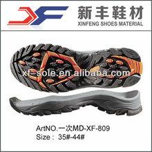 escalada ao ar livre de eva sola de borracha para calçados fazendo