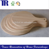Pizza Cutting board, Solid Wood Cutting Board,Natural Wood Pizza Tray