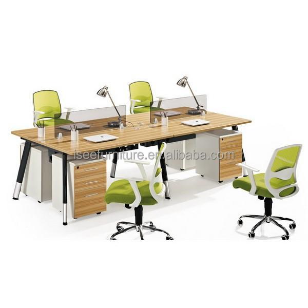 modern design melamine commercial office furniture partition