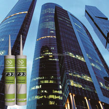 for repairing acetoxy cure windows silicon product