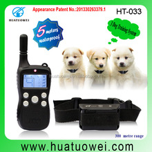 300 meters best remote dog training collars with lcd display