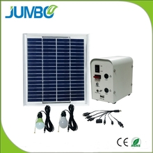 new coming home use 5w solar light kits dc 12v