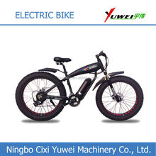 """26"""" 36V mountain big wheel new electric bike with fat tire"""