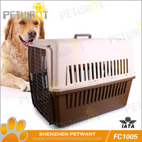 Hot Sell 100M Long FC-1005 Dog House Plasitc Large Pet Cage