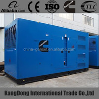 Discount automatic super silent diesel thermal electric generator