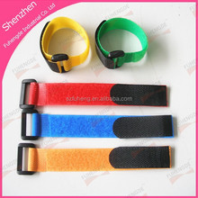 Eco-friendly Reusable Velcro Ties Electrical Wire Cable Strap
