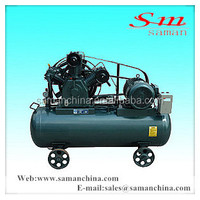 A Series low speed heavy duty piston air compressor