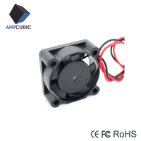 Mini 30mm DC 12V cooling fan for 3D printer