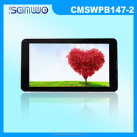 """Dual-core 7 """" LCD Tablet PC 1.3Ghz Dual-core 1024*600 Resolution CMSWPB147-2"""