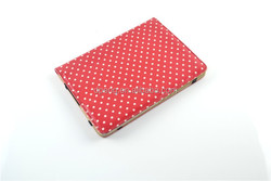2015 New arrival luxury genuine leather cute tablet pc case for ipad mini