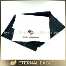 Eco-friendly custom silver jewelry cleaning cloth