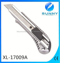 High quality Snap-off utility knife, 18mm cutter knife,knife cutter