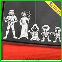 Car accessories, car body stickers, 3M wrap body vehicle cute stickers