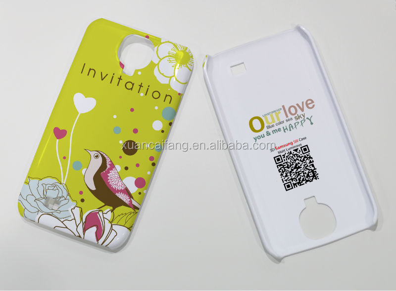 for sublimation iphone case, 3d blank sublimation case for iphone