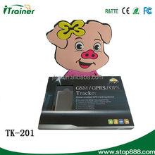mini dog gps gprs tracker TK-201
