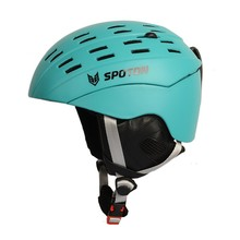 CE approved ski and snow helmet for sports safety