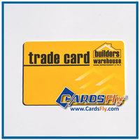 Cheap Plastic Trading Card Printing