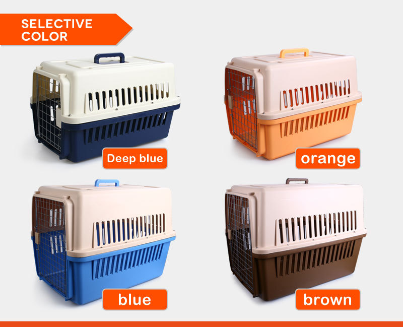 China wholesale the cheap large plastic dog kennel