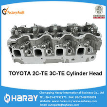 2C-TE/3C-TE aluminio Motor Culata Toyota Corolla