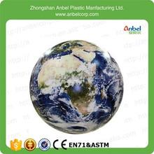 "Bambini educazione 2015 earthball gonfiabile gigante terra globale fin immagini satellitari 40"""