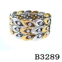 B3289 Fashion Lucky Vintage Eye Shaped Bracelet