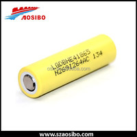 Electronic Component better than 18650 lg battery 2500mah, lg he4 rechargeable battery 3.7v li ion battery cell 18650