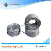 Hot Galvanized Steel Wire Rope for Suspended Platform and Crane