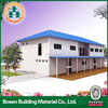 flat roof modern precast prefabricated houses widely used in africa