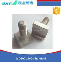 Best quality OEM Steel railway fasteners/bolts/screw spike