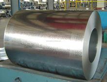 60-180g zinc layer Galvanized steel coil