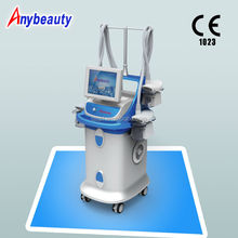 Anybeauty cryolipolysis fitness machines with 7 color led lights