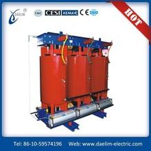 IEC 3 phase copper Dyn11/Yyn0 oil electric power transformer