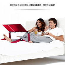 Folding Bed Table for Reading