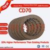 motorcycle cd 70 clutch plate,motorbike cg 125 clutch fiber,motorcycle parts cg125