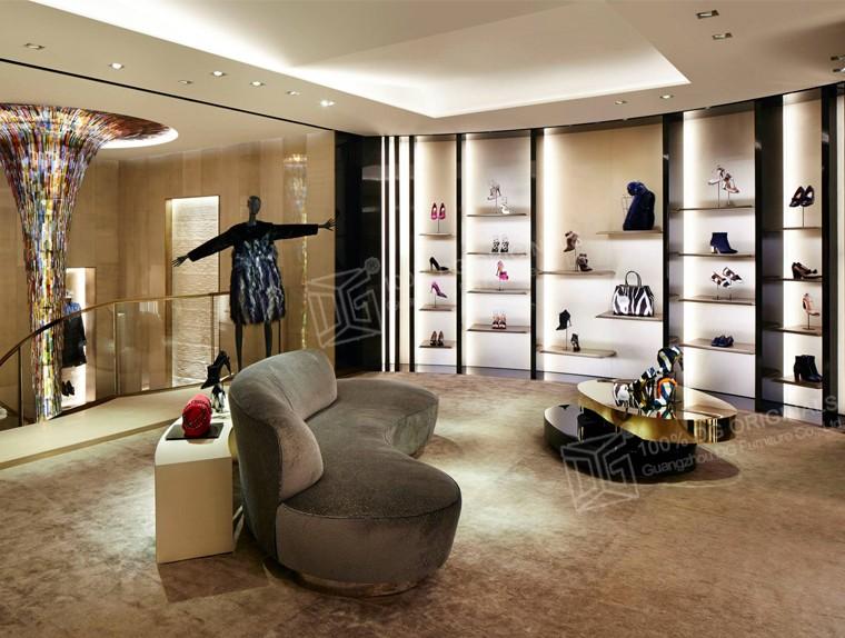 wow style l gant bois salon mur affichage tag res pour chaussures support d 39 affichage id de. Black Bedroom Furniture Sets. Home Design Ideas