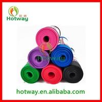 New Fashion 15mm Large Folding NBR Customized Pilates Mat Exercise Mats