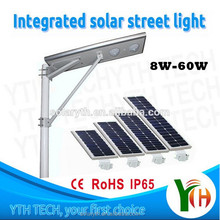 price of solar street light for sale from china supplier using led lights Lithium Battery on alibaba website