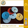5 inch flexible wet polishing pads different grits
