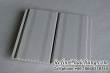 supply Artistic PVC ceiling for Iraq market,hot transfer