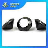 round brilliant cut best quality black cushion cut diamond