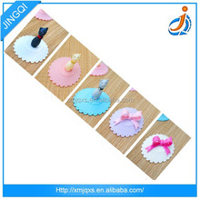 Hot sale cute silicone stretch lids, silicone cup cover, silicone cup lid