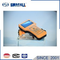 portable Ultrasonic Liquid Level indicator to leakage monitoring in full compliance with standards