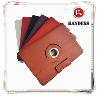 Top One Business Style leather belt clip case for tablet tablet case and keyboard