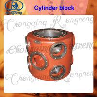 aluminum alloy cylinder block