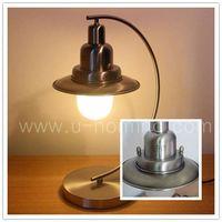 Modern desk light Alarm/Clock Reading Desk Lamp