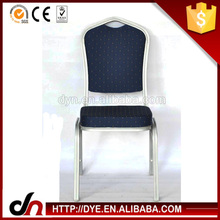Steel frame high quality aluminium banquet chair,competitive price wholesale banquet chair,living room chair